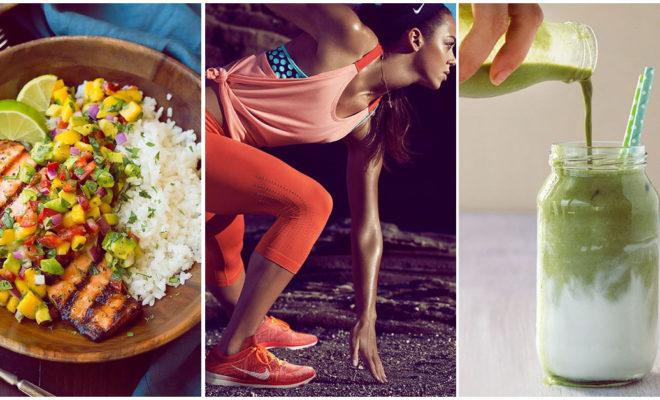 Ni de curvy ni de muy flaca, estos hábitos son de una mujer saludable; ¿lo eres?