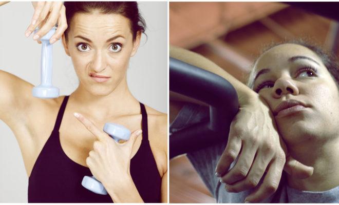 Los mejores ejercicios para las chicas que odian entrenar