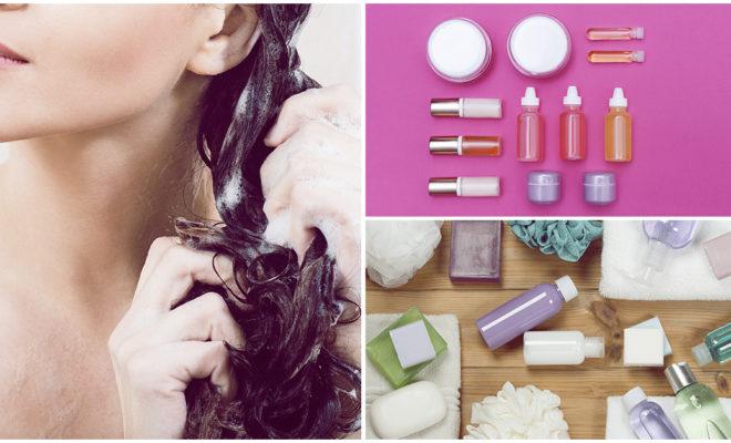 El orden correcto para aplicar todos tus productos para el cabello