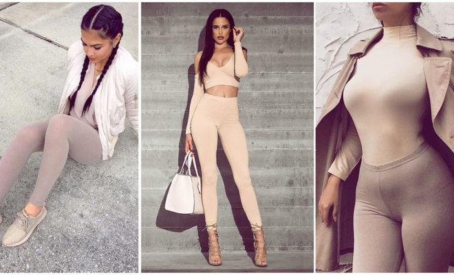 Leggings nude: ¡lo nuevo para que vistas a la moda!
