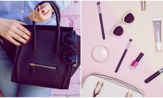 10 cosas que ninguna mujer debe olvidar meter en su bolso