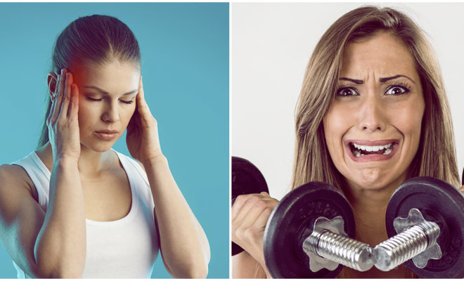 Qué hacer si te duele la cabeza después de realizar ejercicio