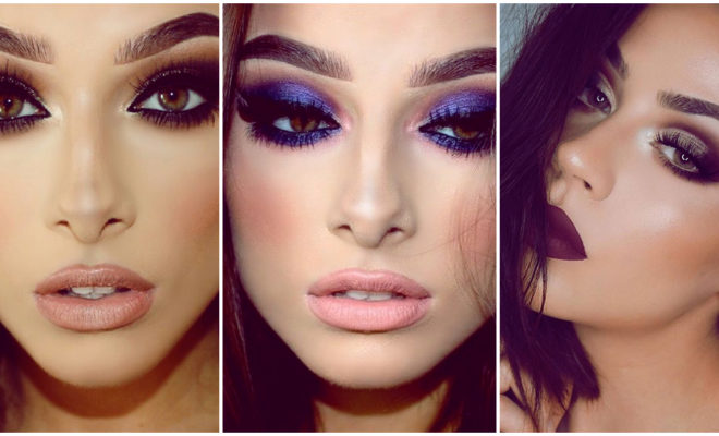 Si te gustan estos looks, eres una chica de estilo dramático