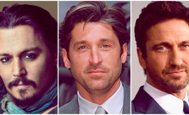 Famosos de más de 40 super guapos 🤤