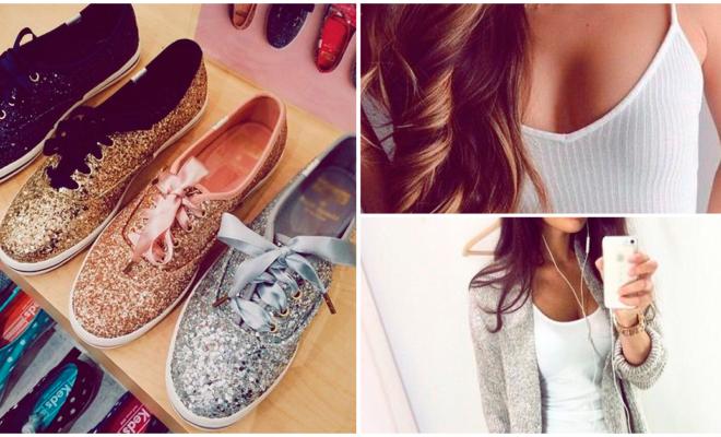 Zapatos con lentejuela, cómo lucirlos mejor