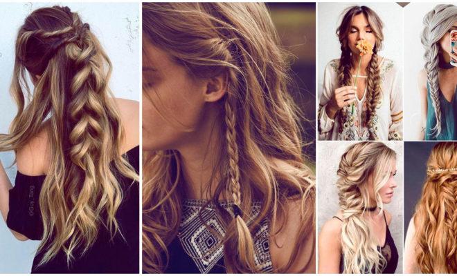 Los mejores peinados boho para lucir super femenina