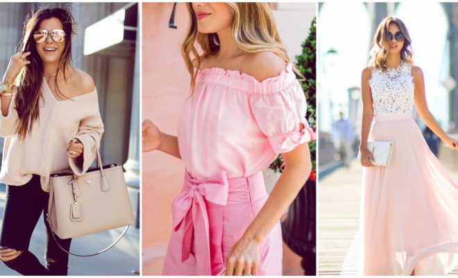 Cómo vestir de rosa todos los días de la semana