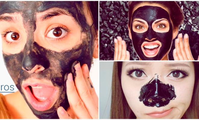¡Cuidado!, la mascarilla de carbón puede poner en riesgo tu piel
