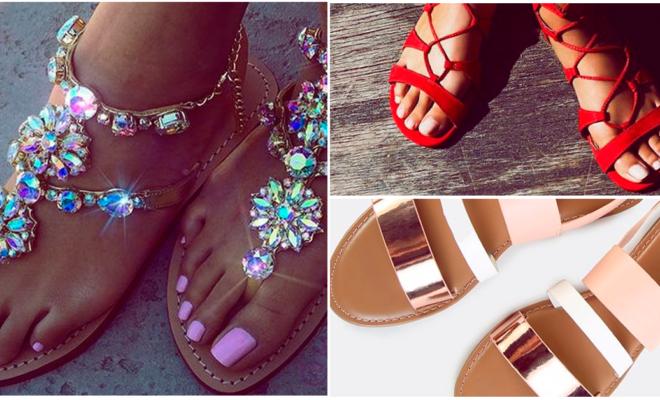 Las sandalias que no pueden faltar este verano