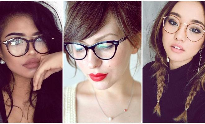 Los mejores peinados para los diferentes tipos de lentes; ¡tienes que probarlos!
