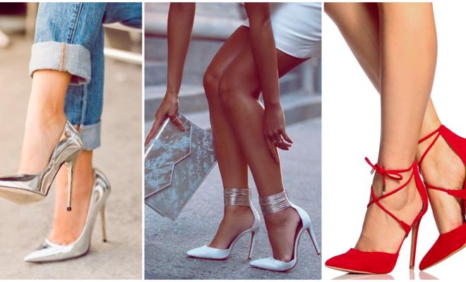 Stilettos, zapatos amados por todas las mujeres