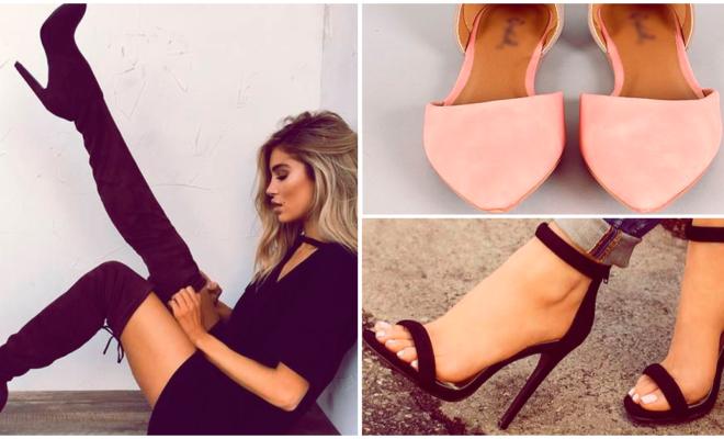 Zapatos que debes elegir de acuerdo al largo de tu falda