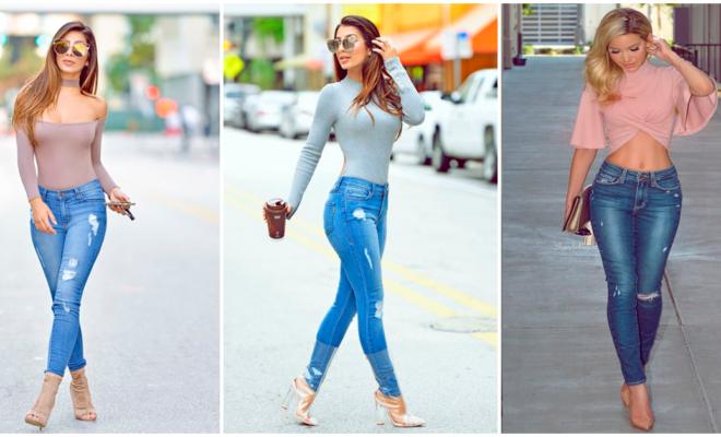 Cómo lucir super sexy con tus jeans