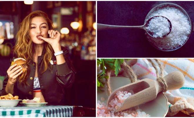 Sal de mar o sal procesada: ¿cuál es mejor?