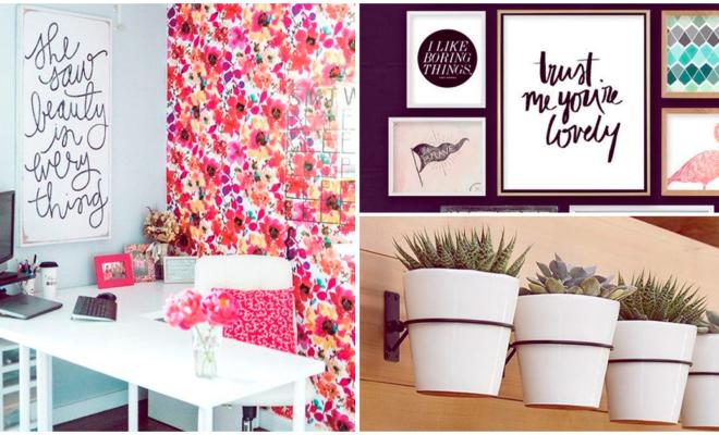 Ideas para decorar tu casa, ¡te van a encantar!