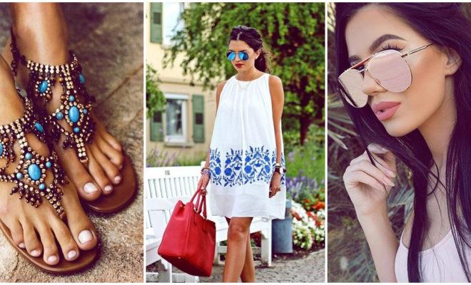 ¡Fashion items que necesitas este verano!