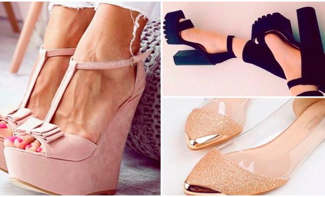Zapatos que puedes usar sobre el pasto sin problemas