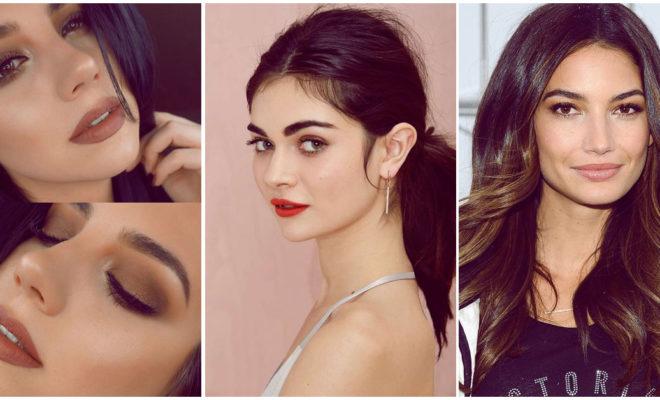 Tipos de maquillaje que te hacen ver de menos edad