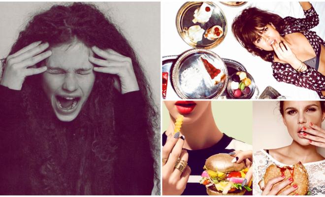 ¿Por qué el estrés nos impulsa a comer comida chatarra?