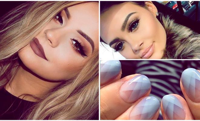 Makeup para esos días en que necesitas verte más guapa