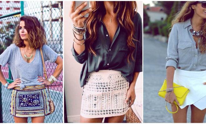 Aprende a usar minifalda a tus 30 y 35 sin lucir fuera de lugar