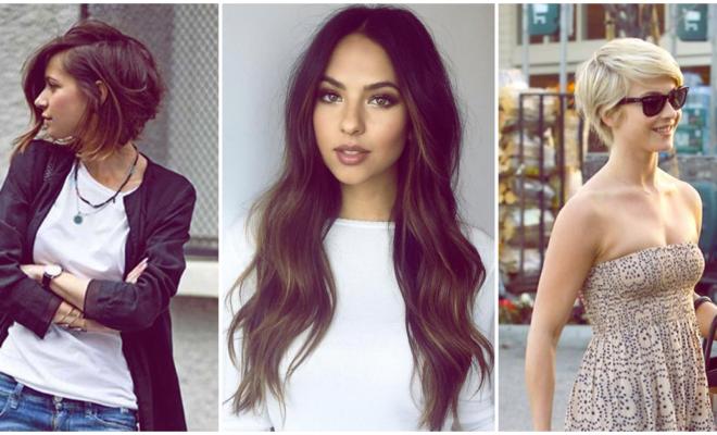 Esto es lo que el largo de tu cabello revela sobre tu personalidad