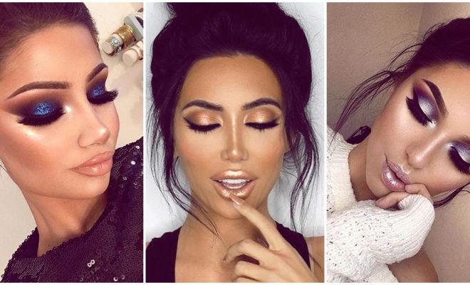 Los mejores maquillajes de ojos para chicas morenas
