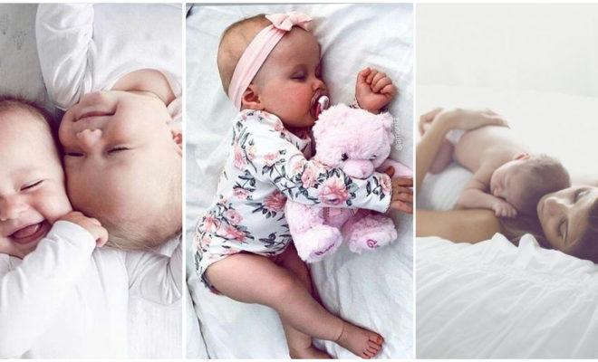 Duerme toda la noche con un bebé en casa, ¡sí es posible!