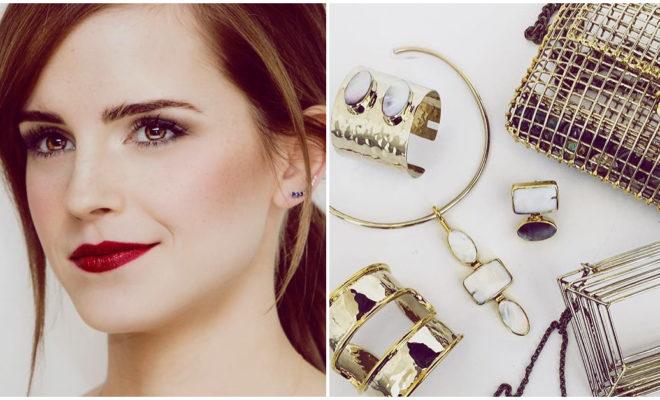 Emma Watson halaga esta hermosa y eco-amigable moda mexicana