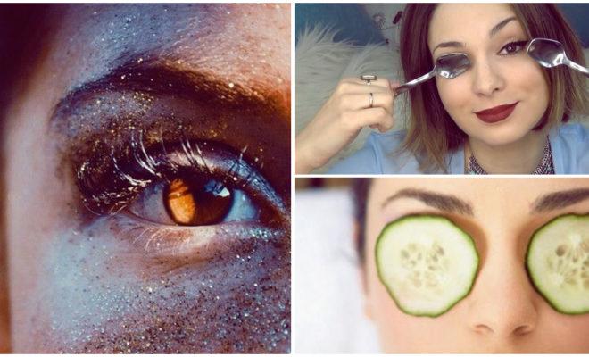 Cómo evitar y disminuir los ojos rojos después de maquillarte