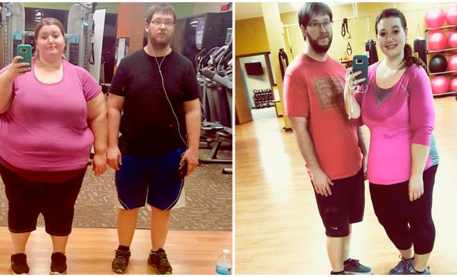 ¡Impactante! Chica pierde más de cien kilos en pocos meses