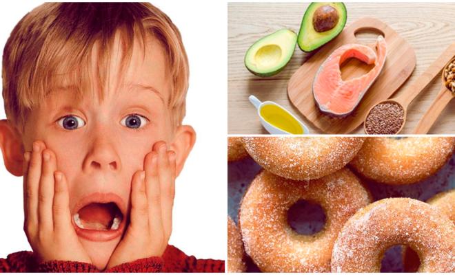 Cómo distinguir las grasas buenas de las grasas malas