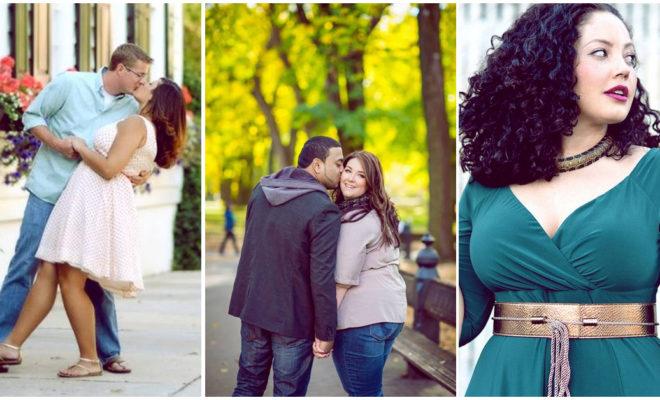 Los hombres casados con mujeres curvy son más felices según la ciencia