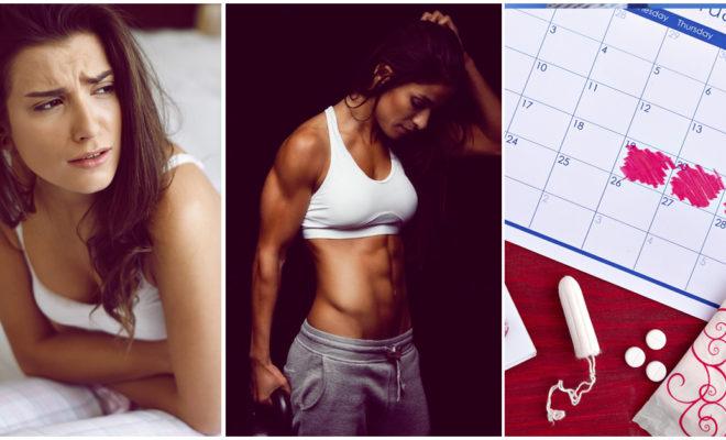 El ejercicio puede afectar tu periodo, ¿lo sabías?