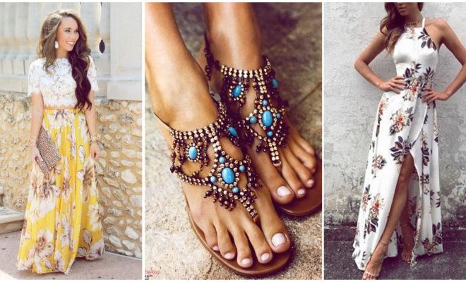 Cómo combinar tus sandalias de pedrería, ¡inspírate en estos looks!
