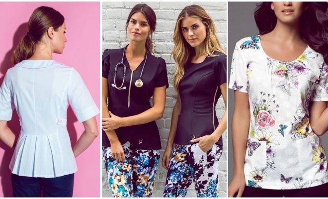 Uniformes divinos para chicas a la moda