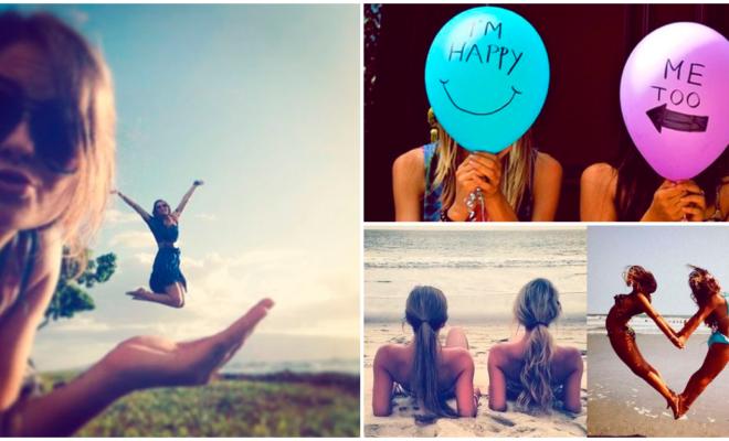 7 razones para viajar con tu mejor amiga 👭