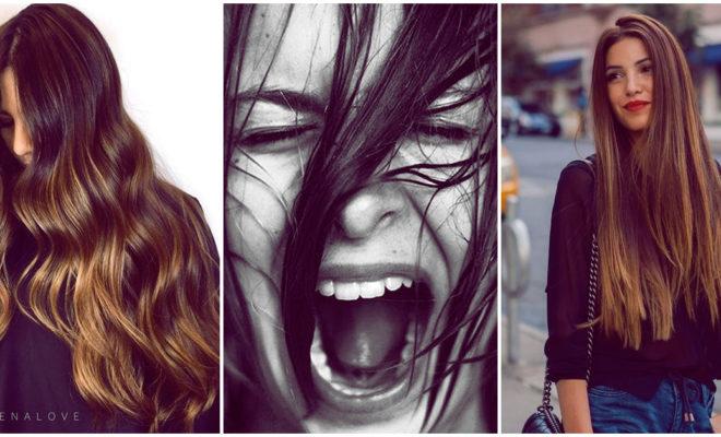 Problemas que solo las chicas con mucho cabello entienden