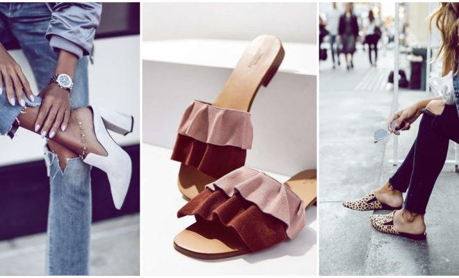 Zapatos mules: lo que tienes que saber de esta nueva tendencia