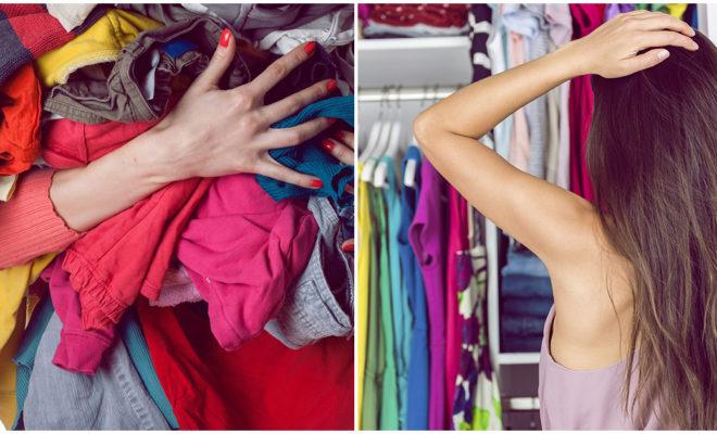 La clave para saber si debes tirar o no esas prendas viejas