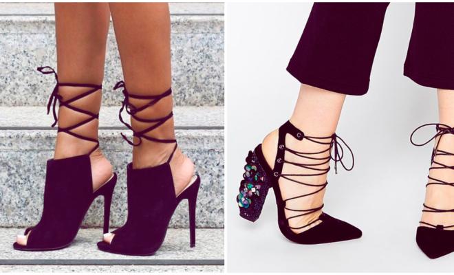 Reglas de oro para llevar zapatos con cordones