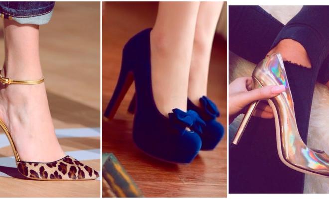 Zapatos para lucir mucho estilo en todos tus looks