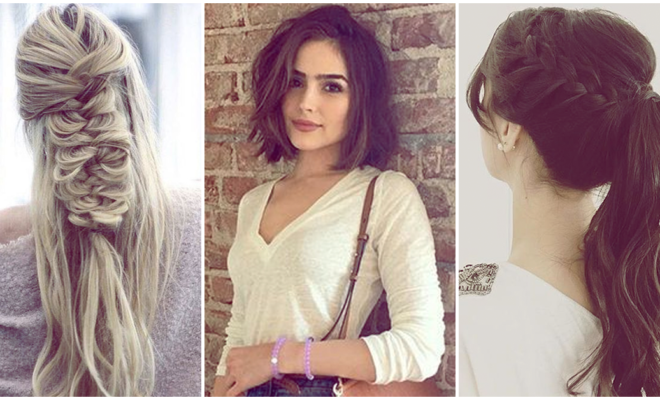 Peinados para el primer día de clases, no sabrás cuál elegir