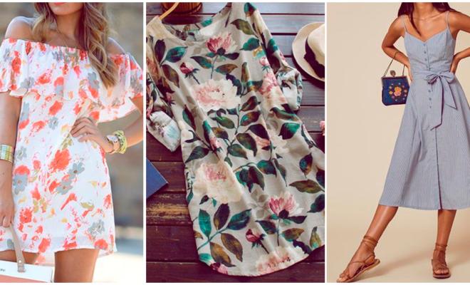 Nuevas tendencias en vestidos de verano