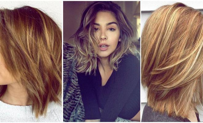 Cortes para las chicas que no quieren el cabello muy largo, pero tampoco muy corto