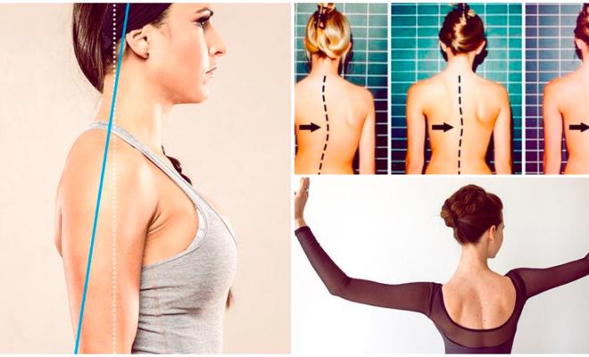 Ejercicios para mantener una buena postura en tu espalda