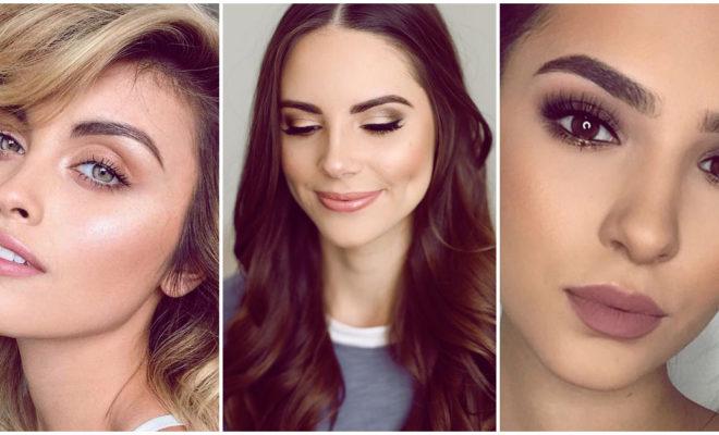 Maquillaje que puedes usar de día y de noche