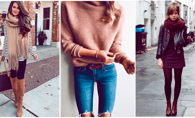 Ya casi estamos en otoño y puedes empezar a usar estas prendas