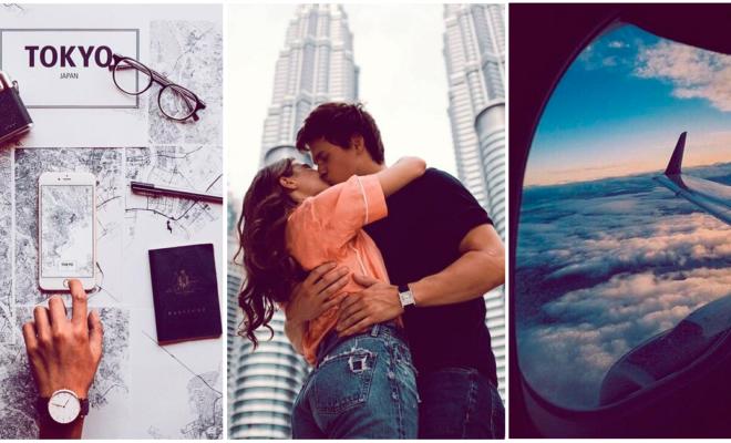 Por qué enamorarte de alguien que ama viajar