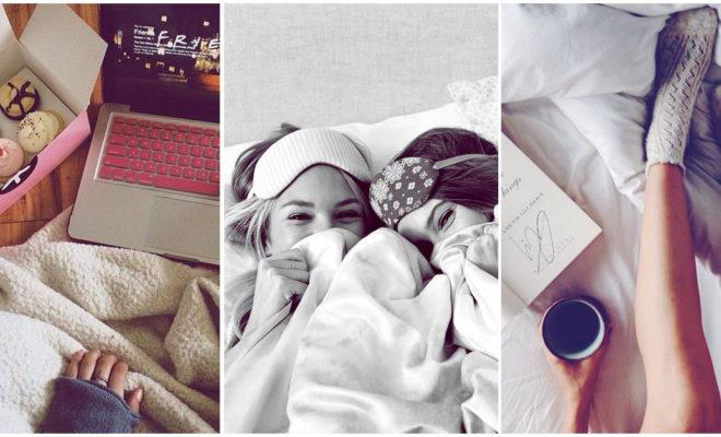 10 cosas que solo las chicas que aman su cama van a entender